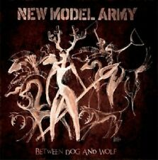 NEW MODEL ARMY - BETWEEN DOG AND WOLF  CD  14 TRACKS  INDEPENDENT ROCK  NEUF