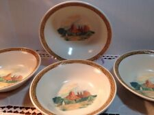 RARE FIND- Nikko CANYON Soup/Cereal Bowls-MINT-Japan