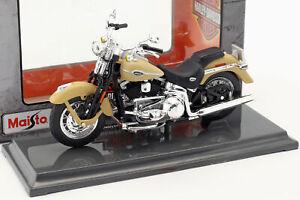 Harley-Davidson FLHTCUI Ultra Classic Electra Glid Baujahr 2005 beige 1:18 Maist