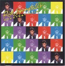 Rick Springfield Greatest hits (12 tracks, 1989) [CD]