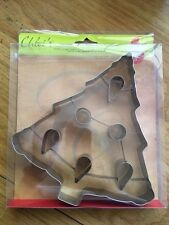 Chloe's Kitchen Christmas Cookie Cutter Extra Large Tree NIB Hard to Find!
