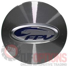 NEW GENUINE FORD FPV BA-BF Blue Logo GT GT-P F6 Wheel Centre Cap (SINGLE)