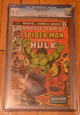 CGC 9.2 Marvel Team-Up #53 *1st John Byrne X-Men*Spider-Man & Hulk!*