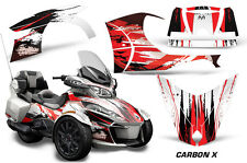 AMR Racing Can Am BRP RT-S Spyder Graphic Kit Wrap Roadster Decals 2014+ CB X R
