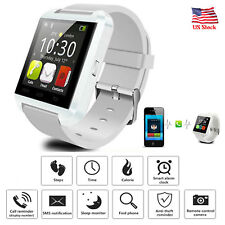 Bluetooth Wrist Smart Watch Phone Mate For Android Samsung S9 S8 S7 Edge Lg G6