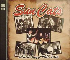 SUN CATS ANTHOLOGY 1981-2015 - 2CD Set, 54 Tracks