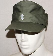 WWII GERMAN ARMY EM SUMMER PANZER M43 FIELD COTTON CAP XL -32512