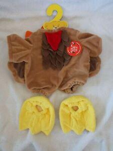 Build A Bear Thanksgiving Turkey Costume