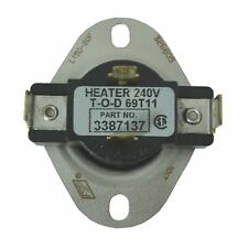 Thermostat Dryer Whirlpool 3387137 / Wp3387137