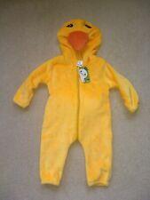 Michley Size 70 (3-6m) Duck Romper Jumpsuit Flannel Fancy Dress Easter