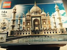 Lego Taj Mahal 10189 Set Sealed Brand New Never Opened