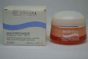 Biotherm Multi Recharge Ginseng SPF 15 Daily Protective Energetic Moisturizer