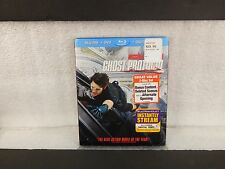Mission: Impossible , Ghost Protocol Tom Cruse Blu-ray/DVD new sealed