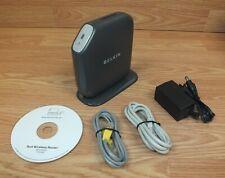 Belkin Surf N300 300 Mbps 4-Port 10/100 Wireless N Router (F7D2301) 802.11n
