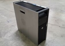 HP Z620 Workstation Xeon E5-2690 2.90GHz 32GB RAM 128GB SSD + 1TB HDD Win10 Q600