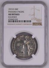 New listing 1915 S Panama-Pacific Expo Commemorative Half Dollar <> Au Details