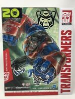 Transformers 2016 Year Of The Monkey Platinum Edition Optimus Primal