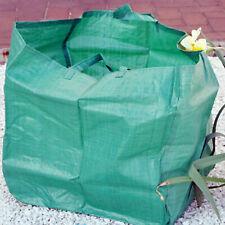 Garden Waste Bag Sack 82L Bin Refuse Sacks With Carry Handles