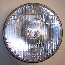LUCAS 575 HEADLAMP HEADLIGHT GLASS LENS 250 500 B25 TRIUMPH TR5T BSA B50 MCH66