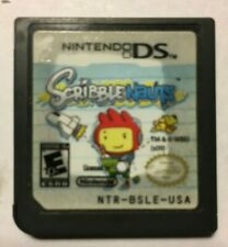 NINTENDO DS SCRIBBLENAUTS GAME CARTRIDGE 2009