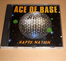 CD Album - Ace of Base - Happy Nation - All That she Wants, Wheel of Fortune ..