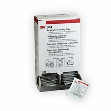 New listing Respirator Wipe Pads, 100/Bx 504 - 1 Each