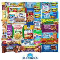 Healthy Snacks Care Package 30 Count Sampler Gift Basket