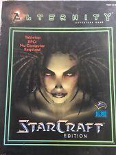 Alternity Adventure Game Starcraft Edition
