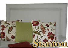 STANTON  UPHOLSTERED BEDHEAD / HEADBOARD KING SINGLE SIZE MADE TO ORDER
