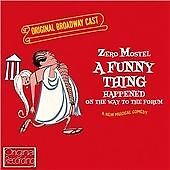 A Funny Thing Happened On The Way To The Forum - Original Broadway Cast, , Audio