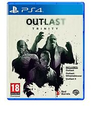 Outlast Trinity PlayStation 4 (PS4)