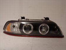 1997 1998 1999-2003 BMW 528I 540I HALO PASSENGER RIGHT HEADLIGHT LAMP LENS S6203