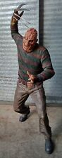 "Freddy Kruegr 18"" Inch NECA 2004 Figure! Sound Hat Head! Nightmare Elm McFarlane"