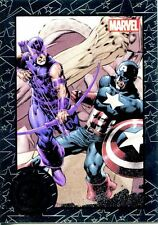 Marvel Universe 2014 Greatest Battles Cap. America Expansion Chase Card #108