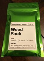 Cards Against Humanity - Weed Pack - Expansion Set New Great Stocking Stuffer