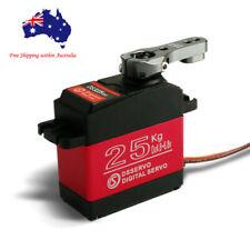 25KG Metal Steering Digital Waterproof Servo DS3225mg High Torque RC Car Baja