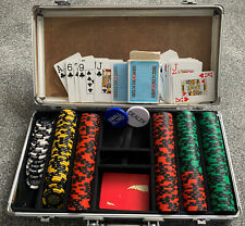 More details for redtooth poker chip set approx 277 chips etc