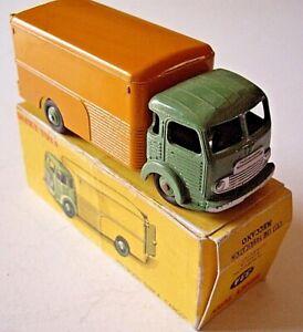 Dinky Toys ref 33A SIMCA CARGO FOURGON + BOITE
