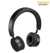 Goji Collection Wireless Bluetooth Hands Free On-Ear Headphones - Black