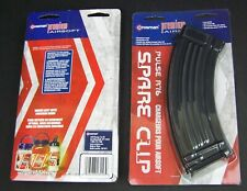 New listing CASE lot  Pulse R76 Model Airsoft Rifle BB magazine spare clip w/600 Rd Cap