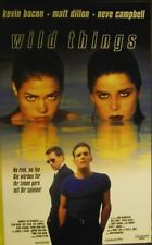 Wild Things * Kevin Bacon * Matt Dillon * Neve Campbell * KULT - Blockbuster !