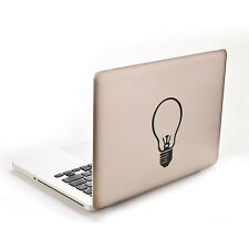 "Bulb Vinyl Decal Sticker Skin for Laptop MacBook Air/Pro 11"" 12"" 13""15"" 17""*~*YC"