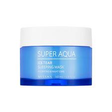 Missha Super Aqua Ice Tear Sleeping Mask 100ml Hydrating & Night Care