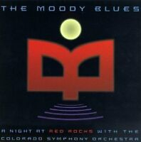Moody Blues A night at Red Rocks with the Colorado Symphony Orchestra (19.. [CD]