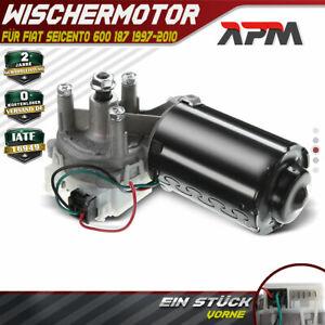 Wischermotor Scheibenwischermotor Vorne für Fiat Seicento 600 187 1997-2010