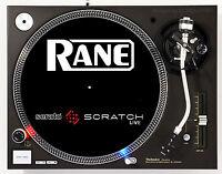RANE SERATO - DJ SLIPMAT 1200's or any turntable, record player LP