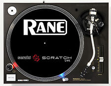 RANE SERATO - DJ SLIPMATS (1 PAIR) 1200's or any turntable
