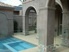 IN CHANNEL FRAMELESS GLASS POOL FENCING  - 1600MM x 1350MM x 12MM