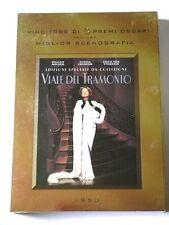 Dvd Viale del Tramonto - Edizione Speciale da collezione slipcase 1950 Nuovo