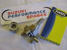 Kawasaki 750 H2 Pingel Triple outlet high flow fuel tap. c/w adaptor.